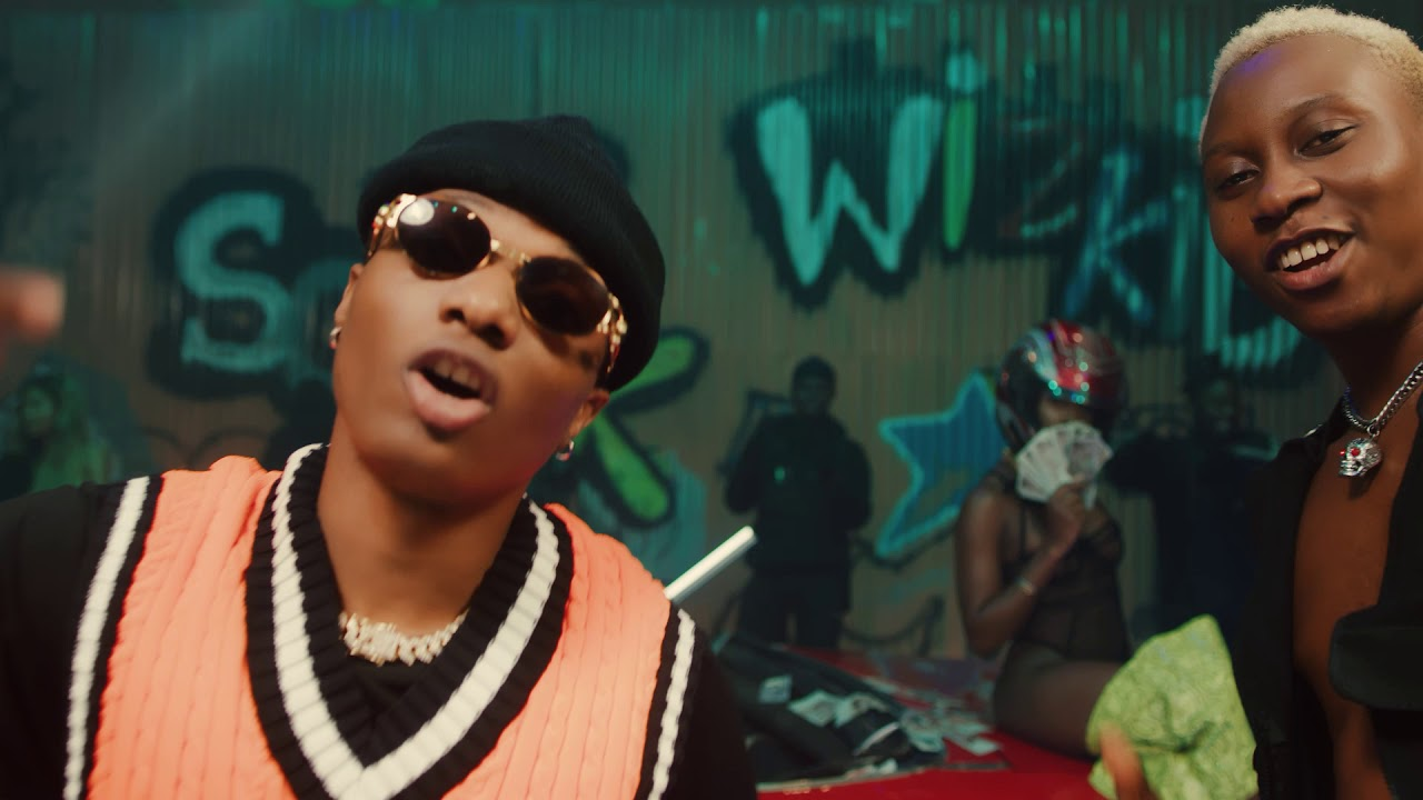 Soft x Wizkid – Money (Remix)