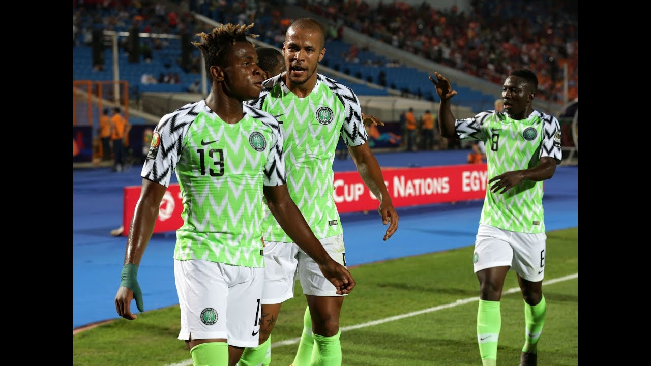 AFCON 2019 - Nigeria vs South Africa - Highlights