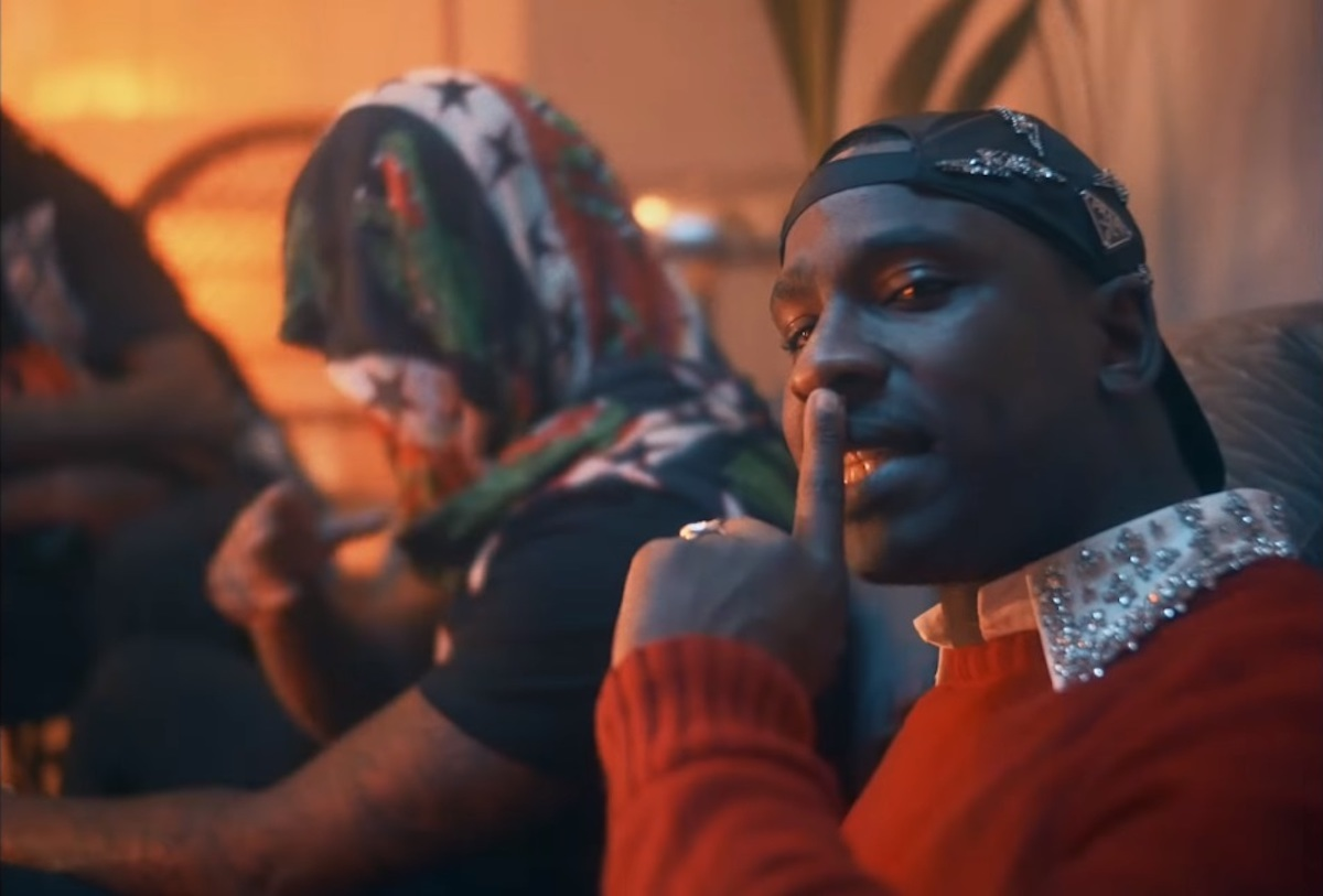 Skepta feat. Cheb Rabi, B Live – Love Me Not