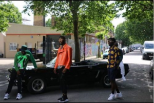 Nonso Amadi ft. Mr Eazi  – Go Outside