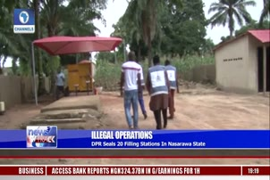 DPR Seals 20 Filling Stations In Nasarawa State