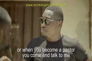 Mark Angel Comedy - ASSISTANT PASTOR Part 2