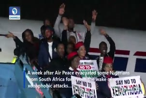 Xenophobia: Reps Give Air Peace CEO A Standing Ovation