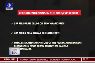 National Assembly Passes 2020-2022 MTEF, FSP