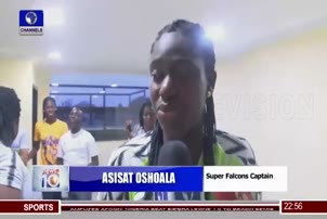 Falcons Are Unlucky, Says Oshoala