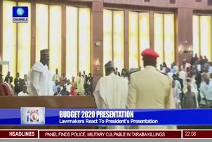 Lawmakers React To President's Budget Presentation