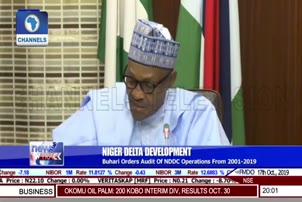 Buhari Orders Audit Of Operations From 2001 2019