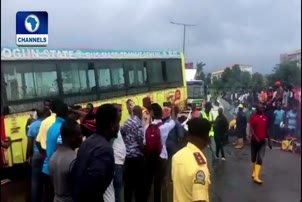 Two Feared Killed In Lagos Multiple Crash