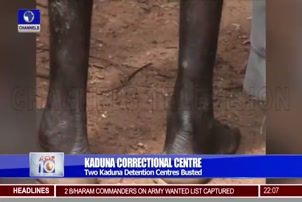 NSCDC Discovers Two New Camps In Kaduna