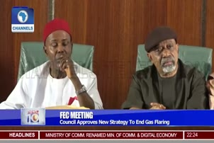 FEC Approves New Strategy To End Gas Flaring