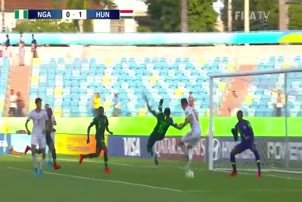 Nigeria v Hungary Highlights - FIFA U17 World Cup 2019