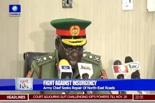 Buratai Wants NEDC To Rebuild Barracks In Munguno, Bama
