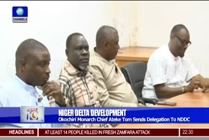 Okochiri Monarch Sends Delegation To NDDC