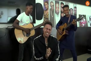 Rotimi – Love Riddim (Live Acoustic Version)