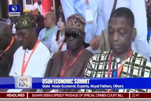 Osun Hosts Economic Experts, Royal Fathers, Others