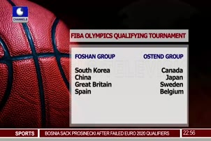 D'Tigress Draw USA, Serbia And Mozambique For Olympique Qualifier