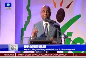 Keyamo, Moghalu Disagree On Solution To Unemployment