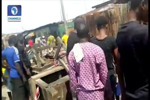 Gas Explosion Kills Two In Lagos, Many Injured