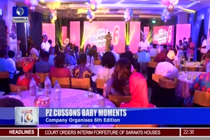 PZ Cussons Organises 6th Edition Of Baby Moments