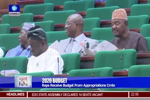 Reps Receive Budget From Appropriation Committee