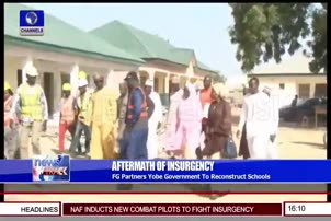 FG Partners Yobe Govt To Reconstruct Schools