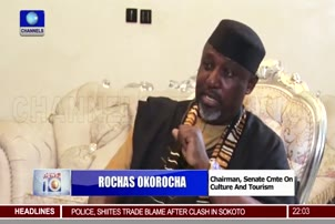 Okorocha Says There Is A link To The Level Of Poverty In Nigeria