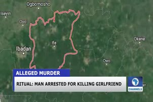 Ritual: Man Arrested For Allegedly Killing Girlfriend