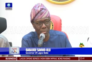 Gov. Sanwo-Olu Signs N1.168tn Appropriation Bill Into Law