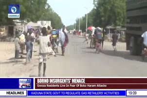 Gwoza Residents Want Army To Clear Boko Haram Remnants From Mountains