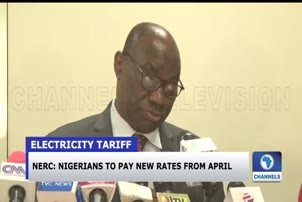 Nigerians To Start Paying Increased Electricity Tariffs From April