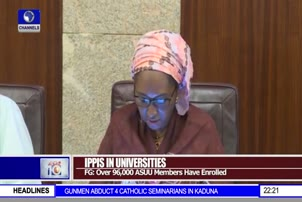 Buhari Asks ASUU Leaders To Embrace IPPIS