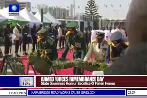 State Governors Honour Sacrifice Of Fallen Heroes