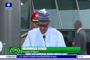 Buhari Commissions Ministry Of Women Affairs HQ In Abuja