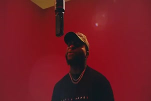 Davido – Green Light Riddim (Live Session)