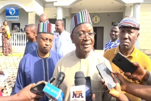 Gov Ortom Laments Withdrawal Of Troops, Alleges Influx Of Herders