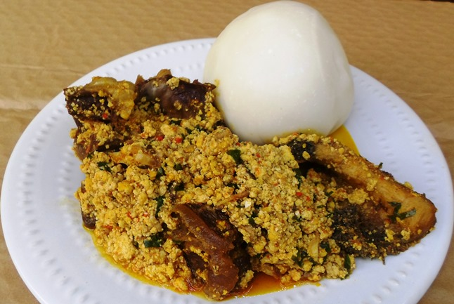 How to Make Nigerian Egusi Soup Recipe