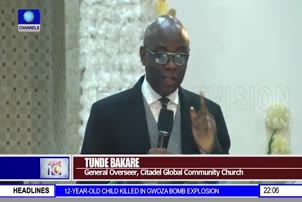 Past Govt Indifference Paved Way For Paramilitary Structures - Bakare