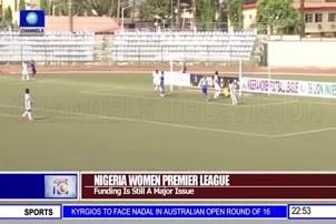 Funding Still A Major Issue For Nigeria's Women League