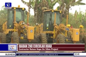 ENL Raises Hope On 32Km Ibadan Second Circular Road