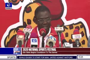 Edo State Begins Countdown To The Games