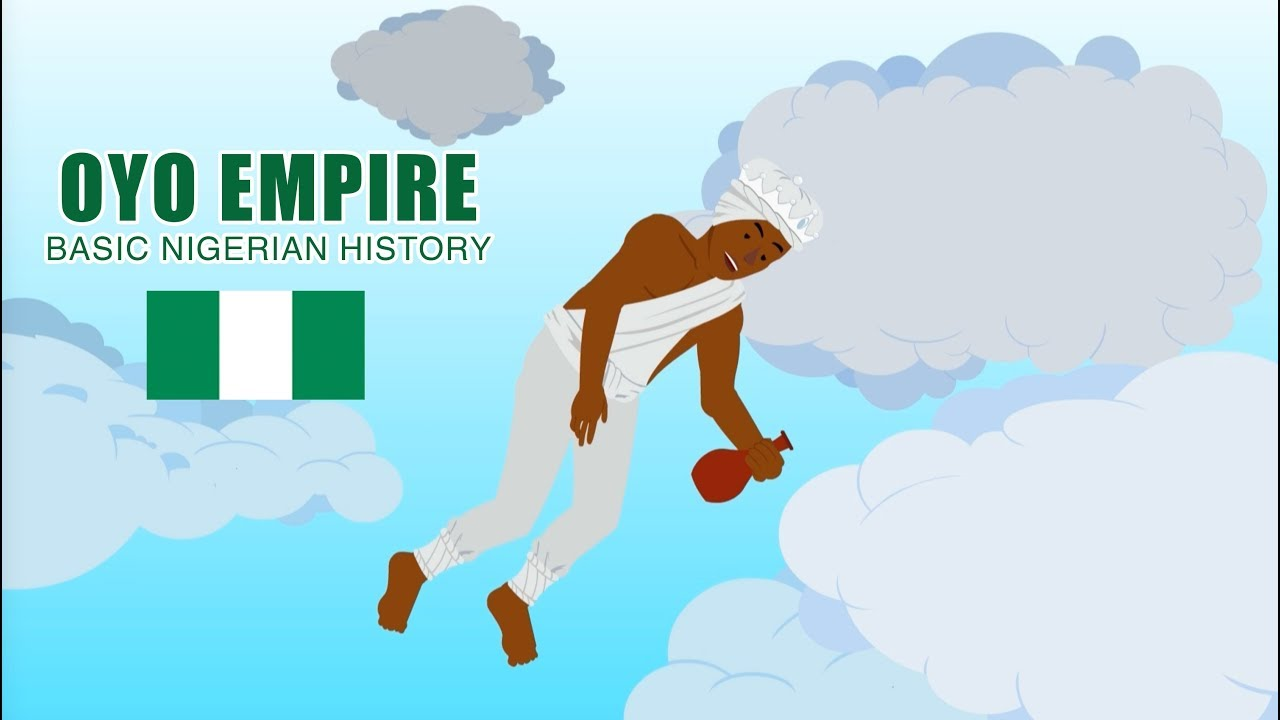 Oyo Empire: BASIC NIGERIAN HISTORY