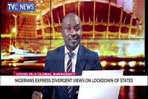 Nigerians express divergent views on lockdown of states