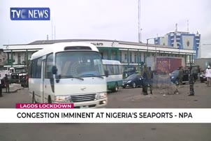 Looming congestion half economic activities at Seaport - NPA