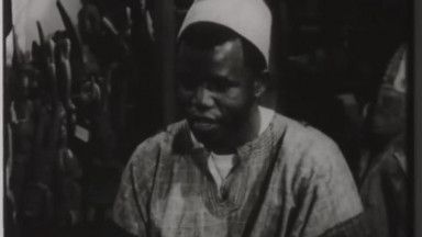 Chinua Achebe Interview (1964)