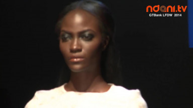 GTBank Lagos Fashion & Design Week   Tsemaye Binitie