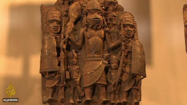 British Museum offers to loan stolen Benin Bronzes to Nigeria Al Jazeera English