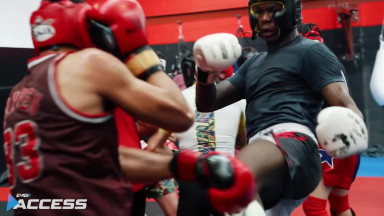 Fight Camp I Israel The Last Stylebender Adesanya Ep  1