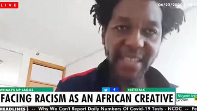 FACING RACISM AS AN AFRICAN CREATIVE   An interview with Jude Idada