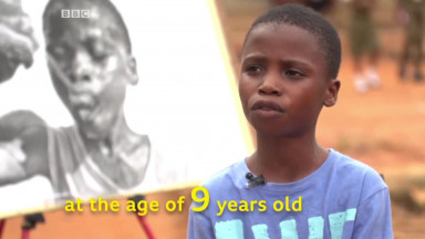 Kareem Waris, the 11 year old Nigerian artist with big plans