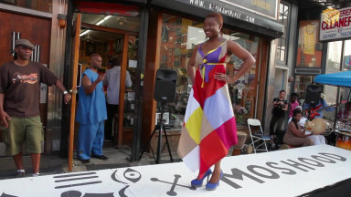 Moshood Creations Fashion Show In Brooklyn NYC